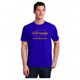 FITTEAM WASHINGTON UNISEX T-SHIRT