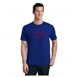 FITTEAM MISSISSIPPI UNISEX T-SHIRT