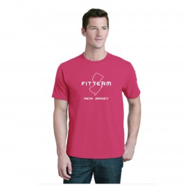FITTEAM NEW JERSEY, UNISEX T-SHIRT