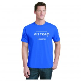 FITTEAM KANSAS, UNISEX T-SHIRT