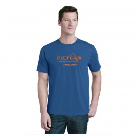 FITTEAM VIRGINIA, UNISEX T-SHIRT