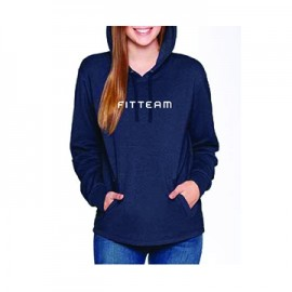 FITTEAM UNISEX PULLOVER HOODY