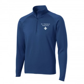 "ST Thomas 1/4 zip Pullover. ""NEW"""