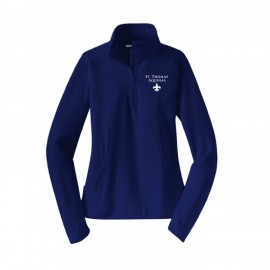 "ST Thomas Women's 1/4 zip Pullover. ""NEW"""
