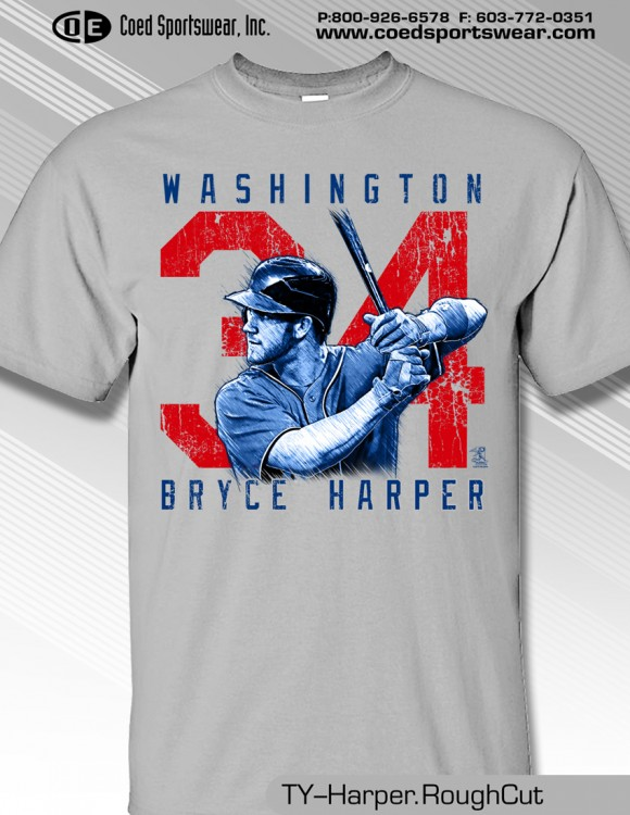 WASHINGTON STAR BRYCE HARPER