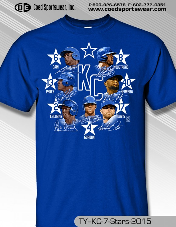 Kansas City All Star Shirt