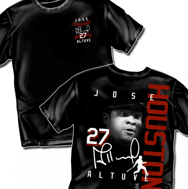 "Houston Altuve ""Signature"" Tee"