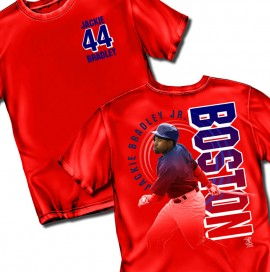 "Boston Bradley ""Long Ball"" Tee"