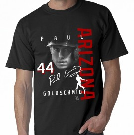 Arizona Paul Goldschmidt Signature Adult Tee