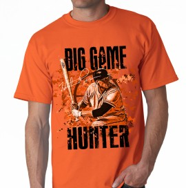 "SAN FRANCISCO- HUNTER PENCE ""BIG GAME HUNTER"" T-SHIRT"