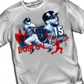 "Boston Pedroia ""Big City"" Tee"
