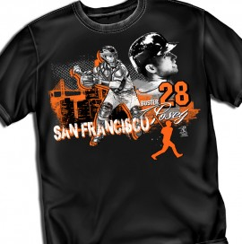 "San Francisco Posey ""Big City"" Tee"