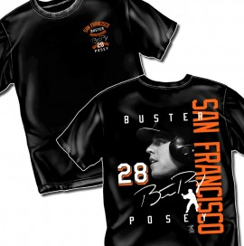"San Francisco Posey ""Signature"" Tee"