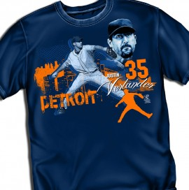 "Detroit Verlander ""Big City"" Tee"